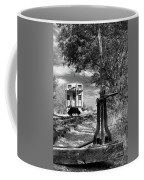 The Switch And The Caboose Coffee Mug