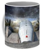 The Takeoff Coffee Mug