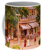 The Tavern On The Plaza - Spain Coffee Mug