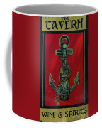 The Tavern Sign Coffee Mug