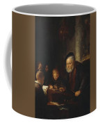 The Teacher 1645 Coffee Mug