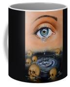 The Tear Coffee Mug