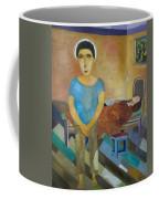 The Tears Of The Saints Coffee Mug