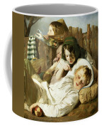 The Tease Coffee Mug