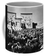 The Ten Commandments, 1923 Coffee Mug