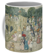 The Terrace Bridge, Central Park Coffee Mug