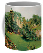 The Terrace Central Park New York Coffee Mug