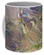 The Terraces Of Yuanyang China Coffee Mug