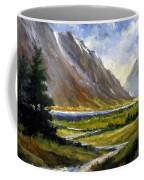 The Tetons 05 Coffee Mug