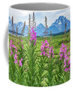 The Tetons Are Grand Coffee Mug