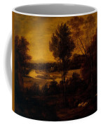 The Thames From Richmond Hill Coffee Mug
