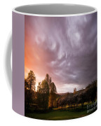 The Theatre Of Clouds Coffee Mug