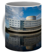The Theatre Of Oulu 1 Coffee Mug