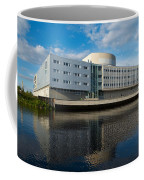 The Theatre Of Oulu 2 Coffee Mug