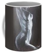 The Thin Line Coffee Mug