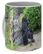 The Thinker Coffee Mug