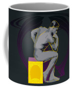 The Thinker - El Pensador Coffee Mug
