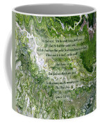 The Third Day With Scripture Coffee Mug