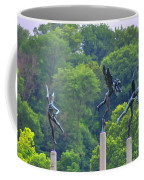 The Three Angels Coffee Mug by Bill Cannon