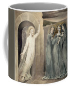 The Three Maries At The Sepulchre Coffee Mug