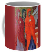 The Three Marys At The Tomb Fragment 1311 Coffee Mug