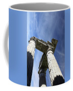 The Three Pillars Coffee Mug