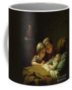 The Three Sisters Coffee Mug by Johann Georg