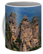 The Three Sisters Katoomba Australia Coffee Mug