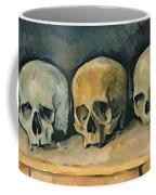 The Three Skulls Coffee Mug