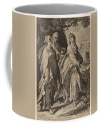The Three Women Returning From The Tomb Coffee Mug