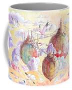 The Three Worlds Coffee Mug