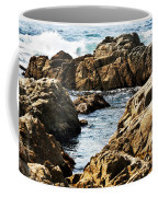 The Tide Rushes In Coffee Mug