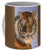 The Tiger, 16x20, Oil, '08 Coffee Mug