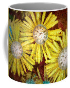 The Time Flowers Coffee Mug