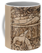 The Tomb Of Tristram And Iseult Coffee Mug