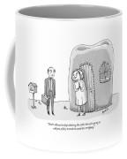 The Tooth Fairy Coffee Mug