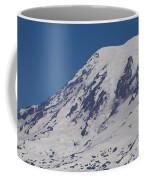 The Top Of Mount Rainier Coffee Mug