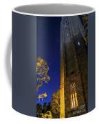 The Tower At Night Coffee Mug