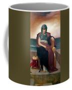 The Tragic Poetess Coffee Mug