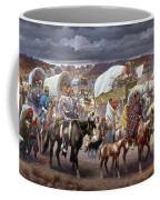 The Trail Of Tears Coffee Mug by Granger