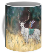 The Traveler Coffee Mug by Brandy Woods