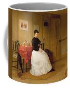 The Treasured Volume Coffee Mug