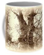 The Tree - Sepia Coffee Mug
