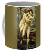 The Tree Of Forgiveness Coffee Mug by Sir Edward Burne-Jones