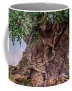 The Tree Of Life Close Coffee Mug