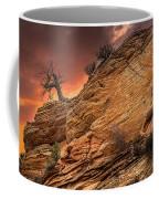 The Tree Of Zion Coffee Mug