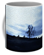 The Trees In Winter Coffee Mug