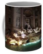 The Trevi Fountain In Rome Coffee Mug