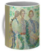 The Trio  Coffee Mug