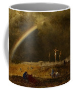 The Triumph At Calvary Coffee Mug